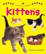 Say and Point Picture Boards : Kittens - Nicola Tuxworth
