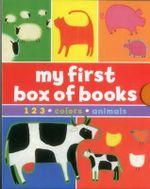 My First Box of Books - Anne Wilson
