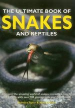 The Ultimate Book of Snakes and Reptiles - Barbara Taylor