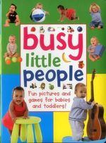 Busy Little People - Armadillo