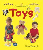 Say and Point Picture Boards : Toys - Nicola Tuxworth