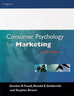 Consumer Psychology for Marketing - Gordon Foxall