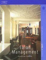 Salon Management : The Official Guide to NVQ/SVQ Level 4 :  The Official Guide to NVQ/SVQ Level 4 - Martin Green