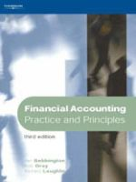Financial Accounting : Practice and Principles - Jan Bebbington