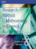 Research Methods and Methodology in Finance and Accounting - Viv Beattie