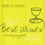 Oz Clarke 250 Best Wines 2012 : Wine Buying Guide - Oz Clarke