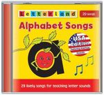 Alphabet Songs CD - Lyn Wendon