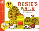 Rosie's Walk : Book and CD - Pat Hutchins