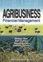 Agribusiness: Financial Management : Financial Management - Wes Obst
