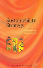 Sustainability Strategy - Paul Martin