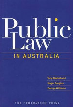 Public Law in Australia : The History and the Future of the Referendum in Au... - Julia Willan