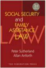 Social Security and Family Assistance Law - Peter Sutherland