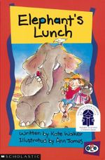 Elephant's Lunch : Solo Ser. - Kate Walker