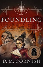 Monster Blood Tatoo: Foundling :  #1 Foundling - David Cornish