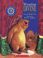 Wombat Divine :  15th Anniversary Paperback Edition - Mem Fox