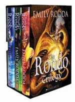 Rondo Box Set (3 Book Set - Key to Rondo, Wizard of Rondo and Battle for Rondo) - Emily Rodda