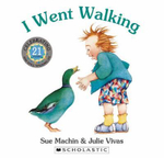 I Went Walking :  21st Anniversary Paperback Edition - Sue Machin