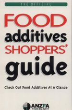 Food Additives Code Buster : Check Out Food Additives at a Glance - Food Additives Code Buster