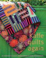 Kaffe Fasset Quilts Again : 20 Favourite Quilts in Rowan New Colourways - Kaffe Fassett