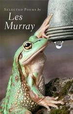Selected Poems : Les Murray - Les A. Murray