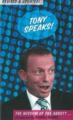 Tony Speaks! : The Wisdom of the Abbott - Russell Marks