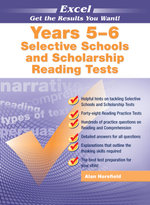Selective Schools & Scholarship English Comprehension Tests : Excel Practice Ser. - A. Horsfield
