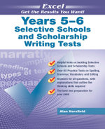 Excel Selective Schools Grammar and Spelling Tests - A. Horsfield