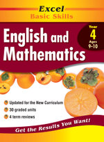 Excel English & Mathematics Core : Year 4: Book 4 - Excel