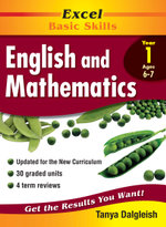 Core Books English & Mathematics: Year 1 : Year 1 - Tanya Dalgleish