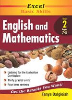 Excel Homework English and Mathematics  : Basic Skills Year 2 - Excel