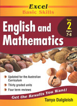 Homework English and Mathematics Year 2 - Tanya Dalgleish