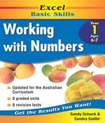 Excel Working with Numbers: Year 1 : Working with Numbers Skillbuilder : Year 1 - S. Shuck