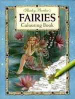 Fairies Colouring Book - Shirley Barber