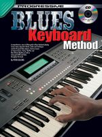 Progressive Blues Keyboard Method - Peter Gelling