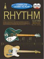 Learn to Play Rhythm :  Complete Learn to Play Instructions with 2 CDs - Peter Gelling