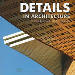 Details In Architecture : Creative Detailing by Leading Architects
