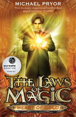 Laws Of Magic 2 : Heart Of Gold - Michael Pryor
