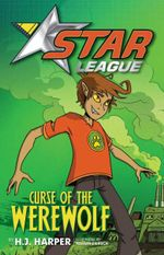Curse of the Werewolf : Star League Series : Book 2 - H. J. Harper