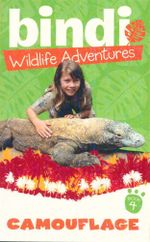 Camouflage : Bindi Wildlife Adventures Series : Book 4 - Bindi Irwin