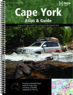 Cape York Atlas and Guide GPS : HEMA.A.22SP - Hema Maps Staff