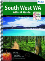 South West Wa Atlas And Guide : National Park and Towns - Hema.2.08 - Maps Australia Hema