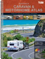 Hema : Australia Caravan and Motorhome Atlas : 2nd Edition - Hema Maps