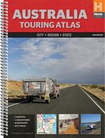 Australia Touring Atlas : HEMA.A.045SP