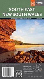 Hema : New South Wales South East Map 2014 - Hema Maps