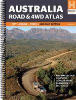 Australia Road & 4wd Atlas Spiral 2015 : HEMA.A.040SP