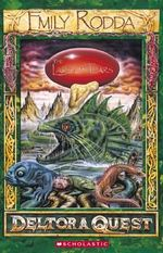 The Lake of Tears : Deltora Quest Series : Book 2 - Emily Rodda