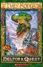 City of the Rats : Deltora Quest Series : Book 3 - Emily Rodda