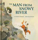 The Man from Snowy River : Book and Audio CD - Banjo Paterson