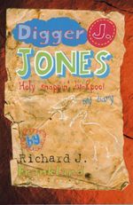 Digger Jones - Richard J. Frankland