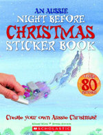 An Aussie Night Before Christmas : Sticker Book - Yvonne Morrison